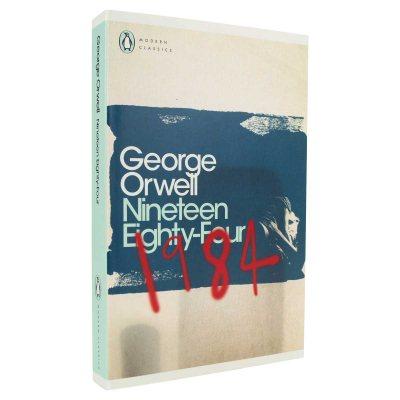 Nineteen Eighty-Four - Penguin Modern Classics (Paperback)