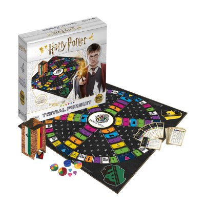 Harry Potter Trivial Pursuit Full Game