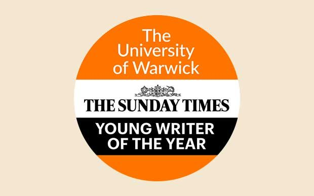 The Sunday Times young writer of the year prize