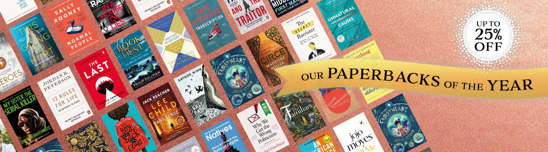 Our Paperbacks of the Year