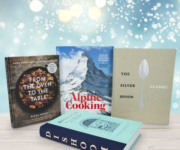 The Best Luxury Cookbooks This Christmas