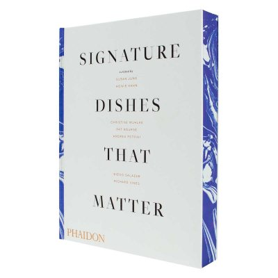 Signature Dishes That Matter (Hardback)