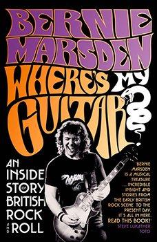 Bernie Marsden Where's My Guitar? Prize Draw