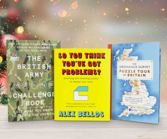 Top 10 Quiz and Puzzle Books this Christmas