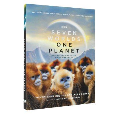 Seven Worlds One Planet (Hardback)