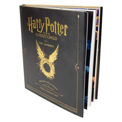 Harry Potter and the Cursed Child: The Journey: Behind the Scenes of the Award-Winning Stage Production (Hardback)