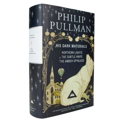 His Dark Materials: Gift Edition including all three novels: Northern Lights, The Subtle Knife and The Amber Spyglass (Hardback)