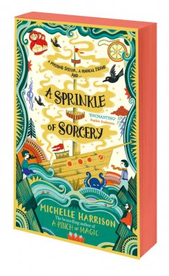 A Sprinkle of Sorcery: Exclusive Edition (Paperback)