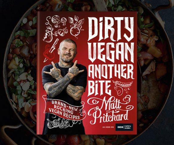 A Lip-Smacking New Vegan Recipe from Dirty Vegan