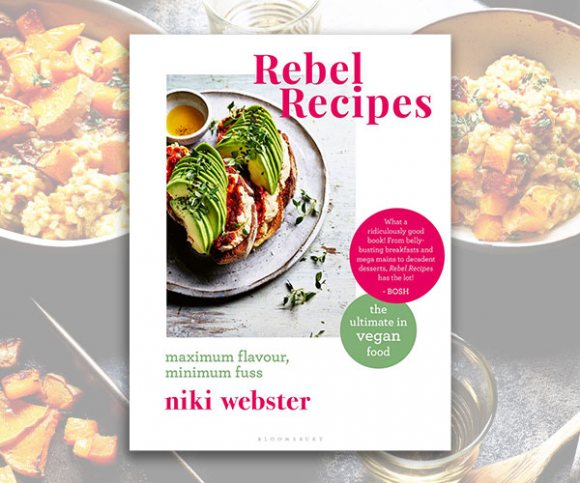 A Mouth-Watering New Vegan Recipe from Rebel Recipes