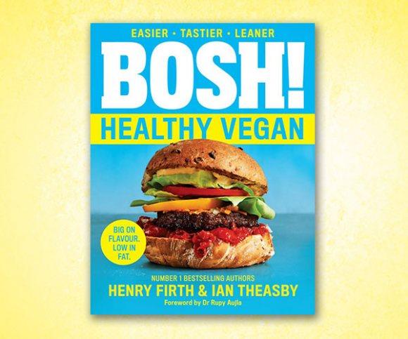 A Tantalising New Vegan Recipe from BOSH!