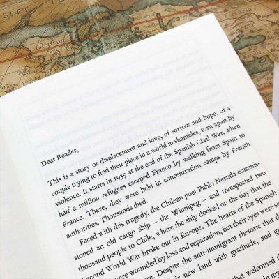 A Long Petal of the Sea (Hardback)