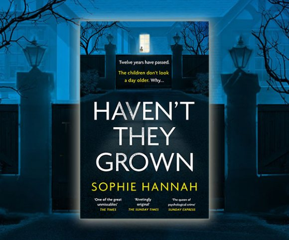Sophie Hannah on the Perils of Interference