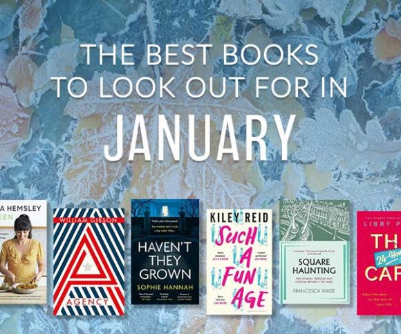 The Waterstones Roundup: January's Best Books