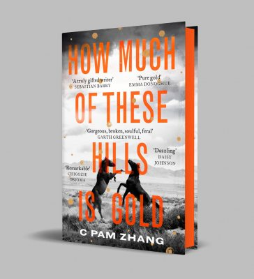 How Much of These Hills is Gold: Signed Exclusive Edition (Hardback)
