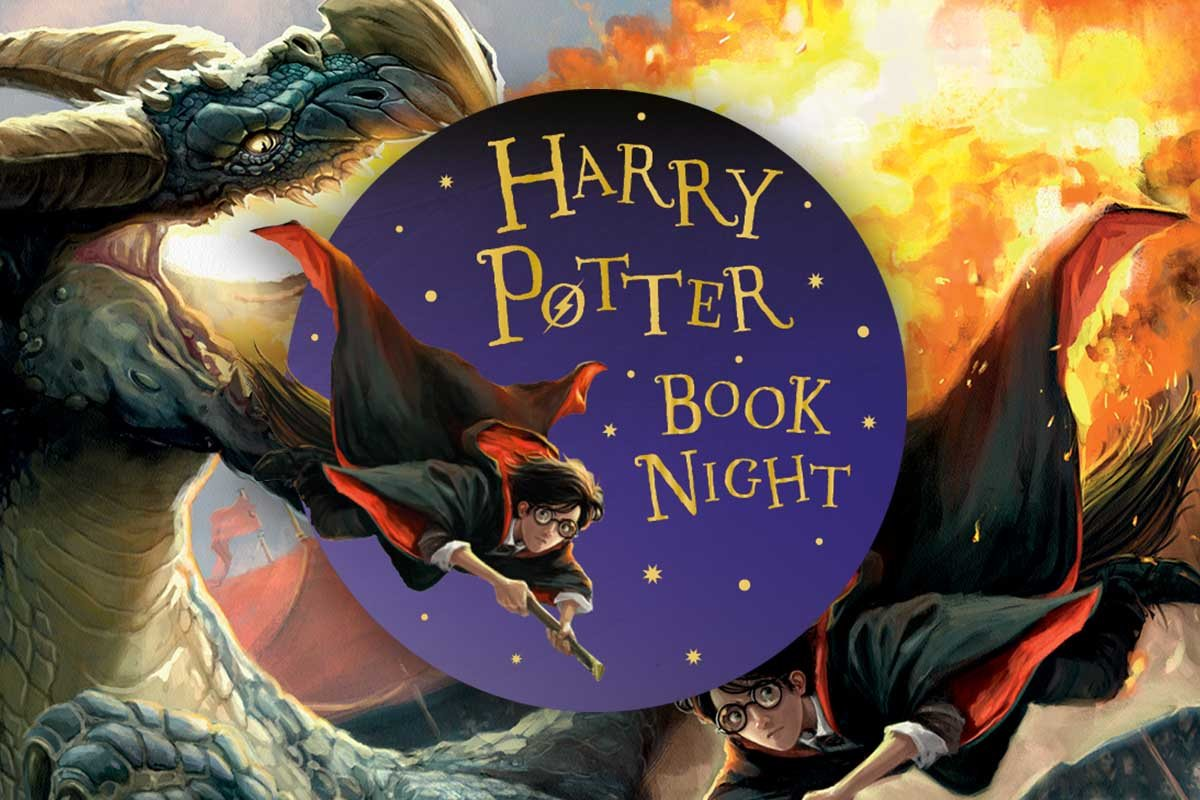 Harry Potter Book Night Events