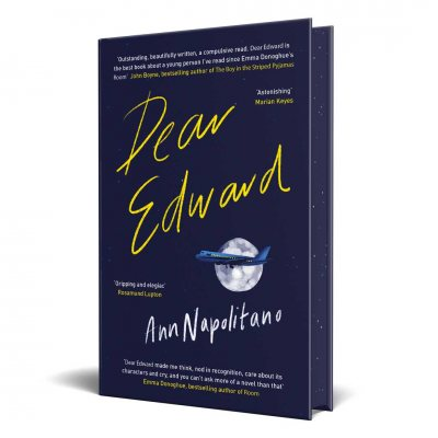 Dear Edward: Exclusive Edition (Hardback)