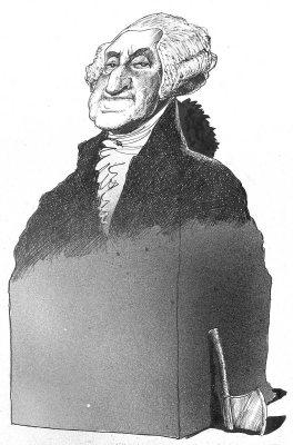 Gimson's Presidents: Brief Lives from Washington to Trump (Hardback)