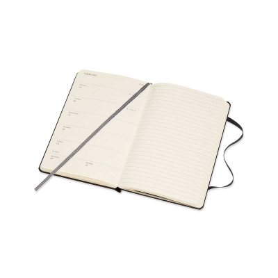 Black Weekly 18m Hard Pocket Diary 2020-2021 (Diary)