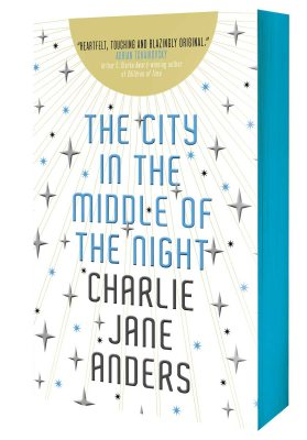 The City in the Middle of the Night: Signed Bookplate Edition (Paperback)