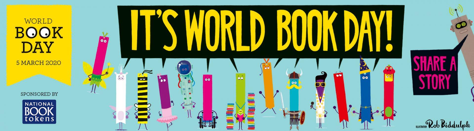 World Book Day 2020