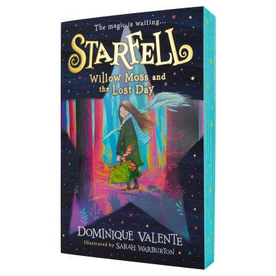 Starfell: Willow Moss and the Lost Day: With Exclusive Sprayed Edges - Starfell 1 (Paperback)