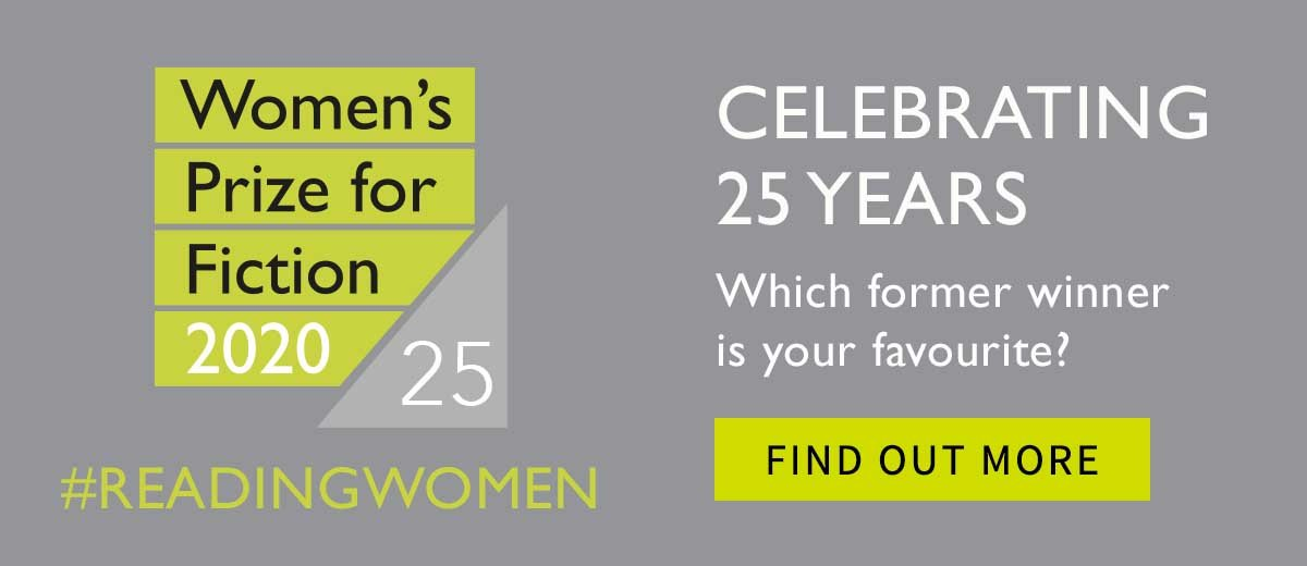 Women's Prize for Fiction 25 Years Anniversary
