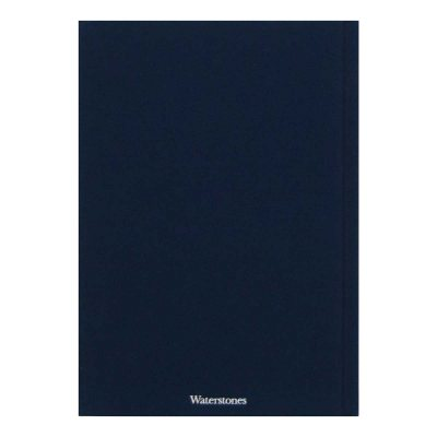 Waterstones Signature Navy A5 Diary 2020-2021 WTV (Diary)