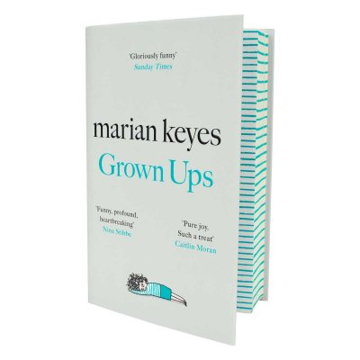 Grown Ups: Signed First Edition (Hardback)