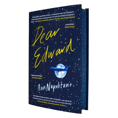Dear Edward: Exclusive Edition (Hardback)
