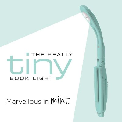 Really Tiny Book Light - Mint
