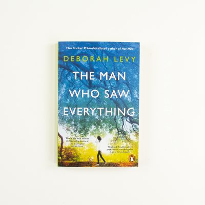 The Man Who Saw Everything (Paperback)