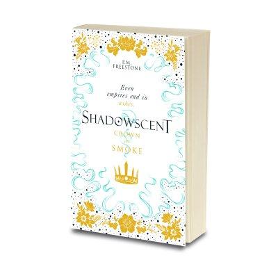 Crown of Smoke - Shadowscent 2 (Paperback)