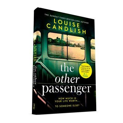 The Other Passenger: Signed Edition (Hardback)