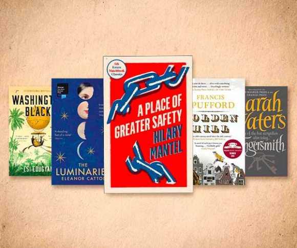 Living in the Past: The Best Historical Fiction
