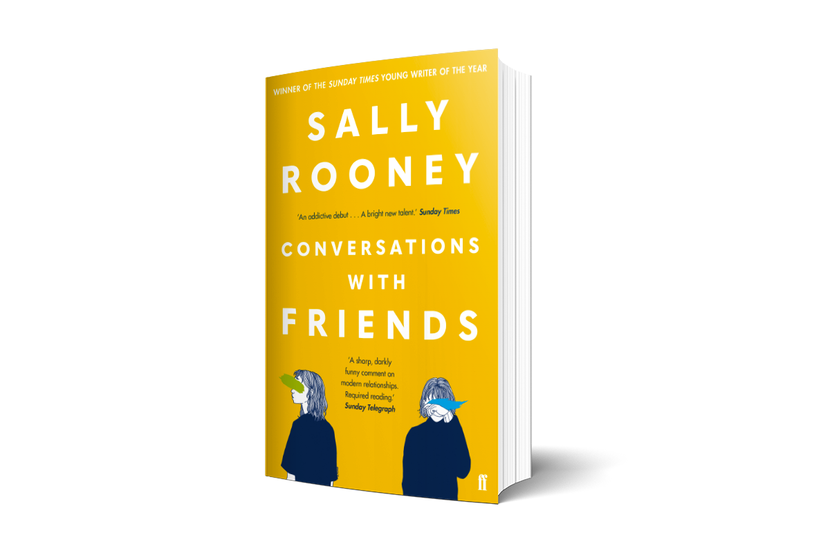 Conversations with Friends (Paperback)