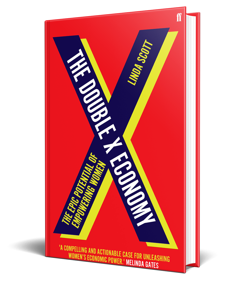 The Double X Economy: The Epic Potential of Empowering Women (Hardback)