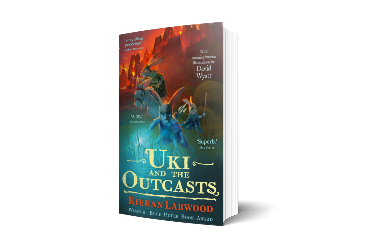 Uki and the Outcasts - The Five Realms (Paperback)