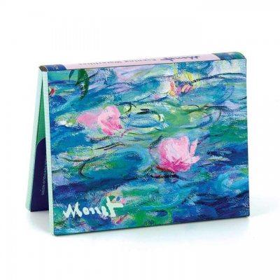 Monet Waterlilies Portfolio Notes