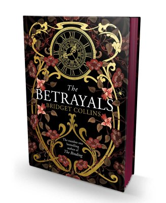 The Betrayals: Signed Exclusive Edition (Hardback)