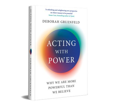 Acting with Power: Why We Are More Powerful than We Believe (Hardback)
