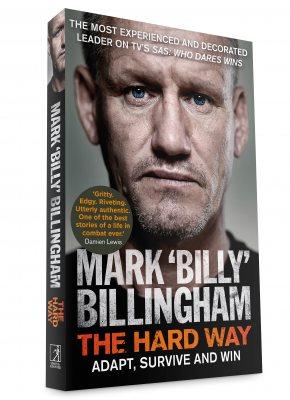 The Hard Way: Adapt, Survive and Win (Hardback)