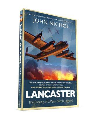 Lancaster: The Forging of a Very British Legend (Hardback)