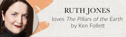 Ruth Jones Comfort Read
