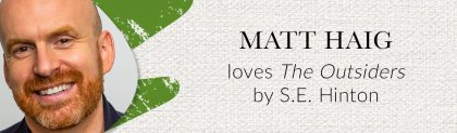 Comfort Reads - Matt Haig