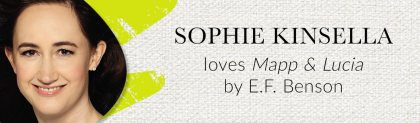 Comfort Reads - Sophie Kinsella