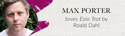 Comfort Reads - Max Porter