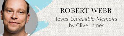 Comfort Reads - Robert Webb