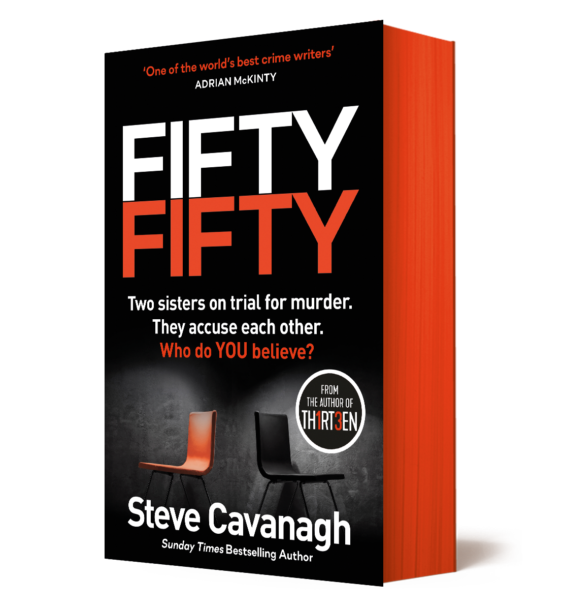 Fifty-Fifty: Special Edition (Paperback)