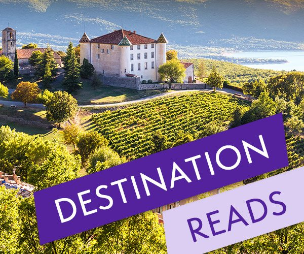 The Best Holiday Read to Take to France